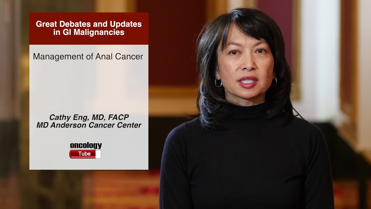 Management of Anal Cancer