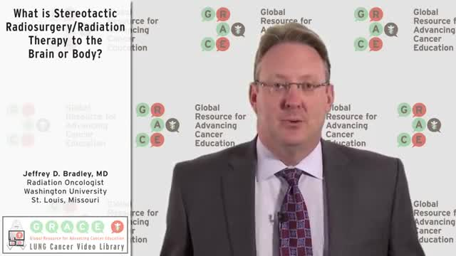 What is Stereotactic Radiosurgery_Radiation Therapy to the Brain or Body_ [360p]