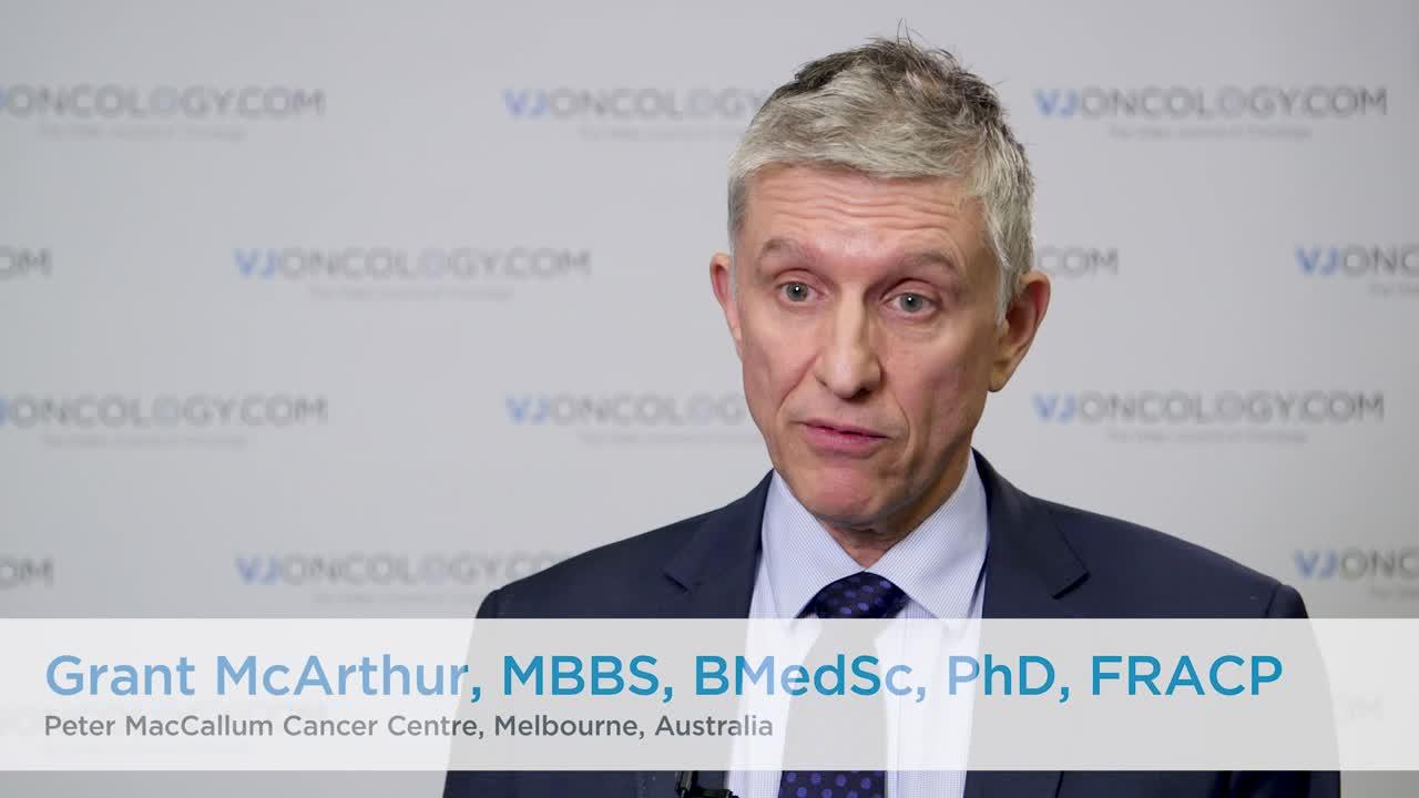 Surveillance imaging for melanoma with high risk of brain metastasis