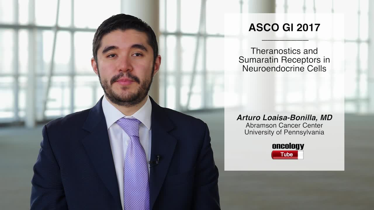 Theranostics and Sumaratin Receptors in Neuroendocrine Cells