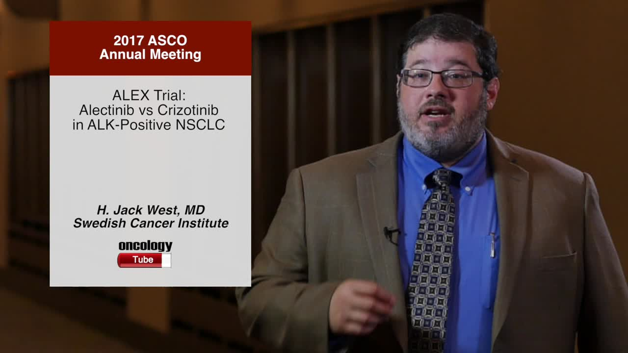 ALEX Trial: Alectinib vs Crizotinib in ALK-Positive NSCLC