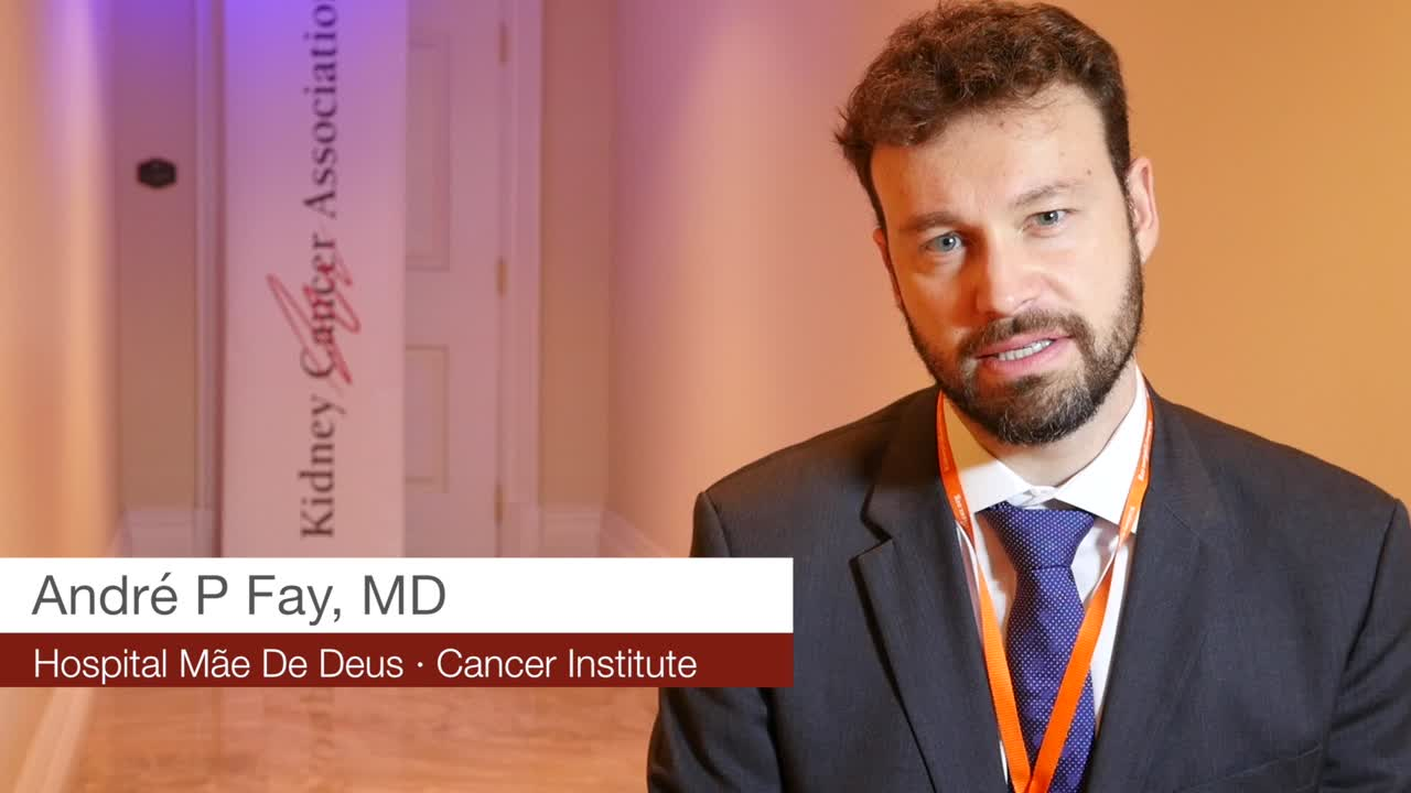 Impact of Geographic Region in Clinical Outcome of Metastatic RCC  The overall & progression-free survival seem similar across geographic regions