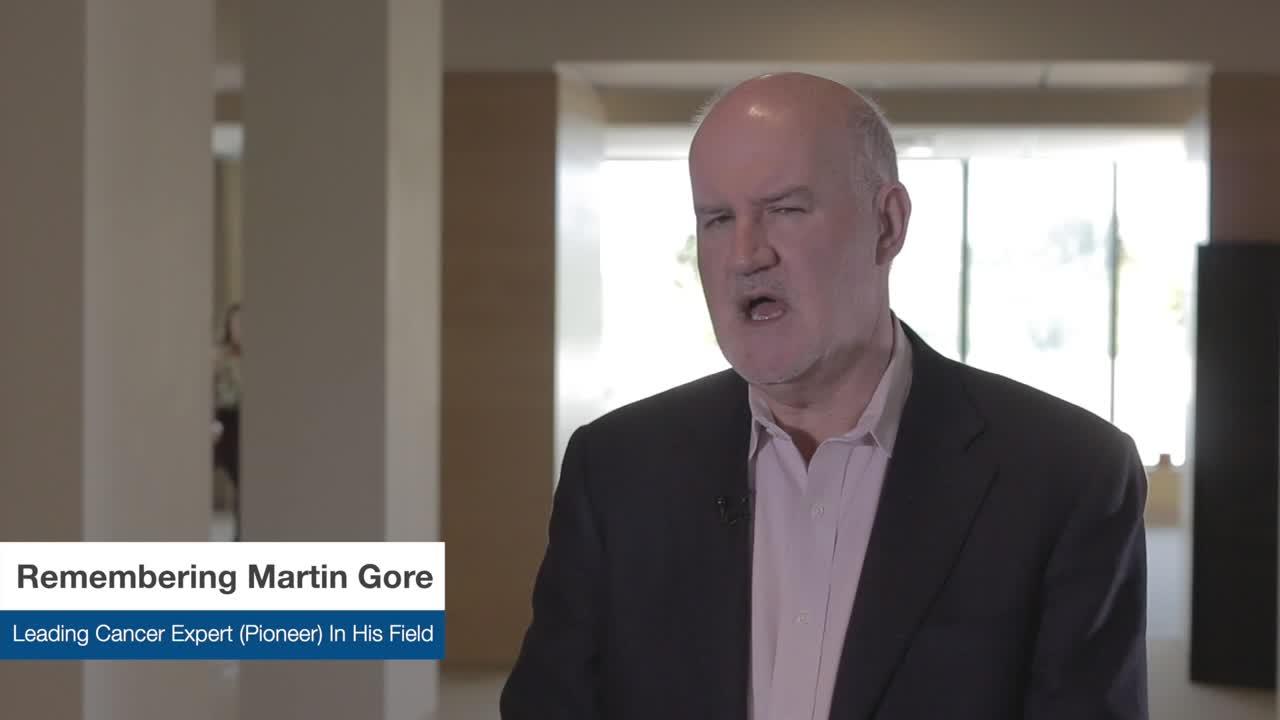 Remembering Martin Gore