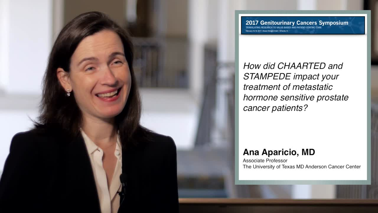 CHAARTED and STAMPEDE Impacting Treatment for Metastatic Hormone Sensitive Prostate Cancer Patients
