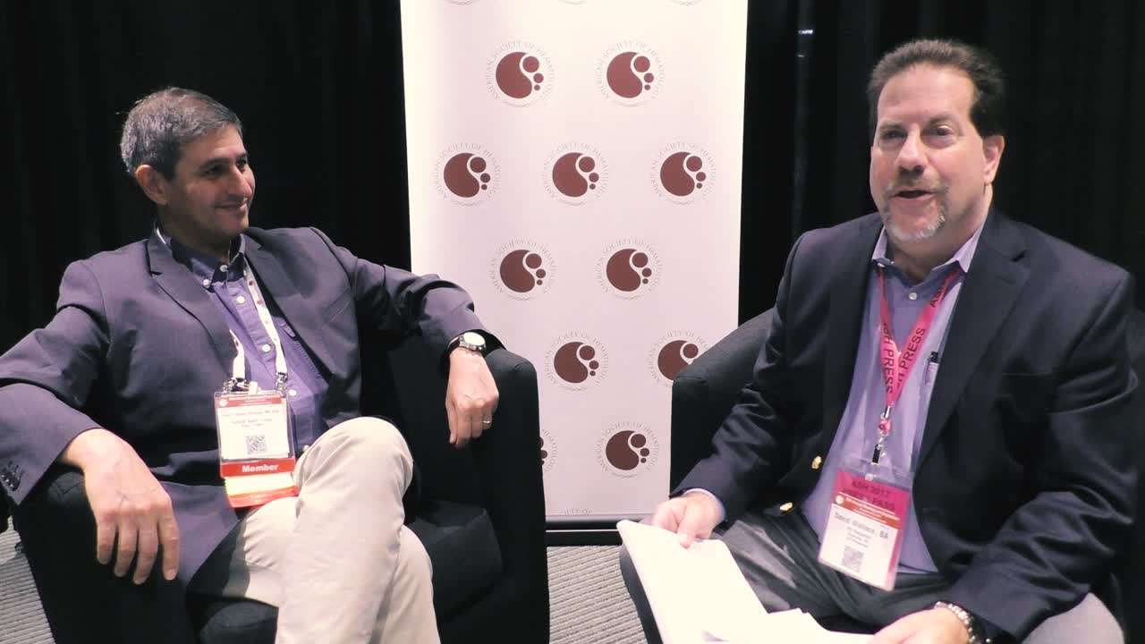 PV Reporter Interviews Dr. Jean Jacques Kiladjian at ASH 2017