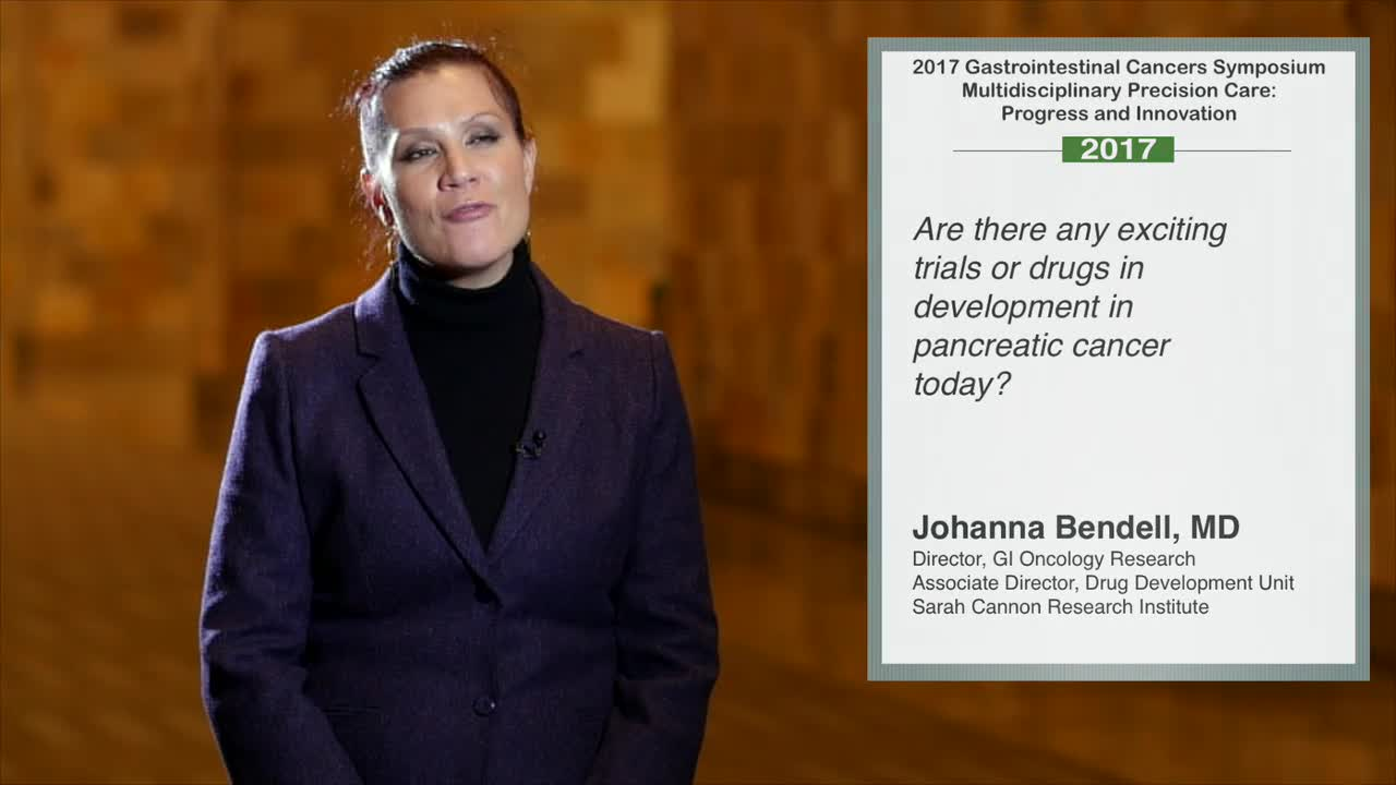 Trial and Drug Development in Pancreatic Cancer