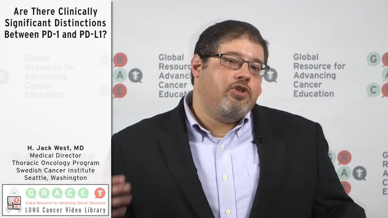 Are There Clinically Significant Distinctions Between PD-1 and PD-L1_ [720p]