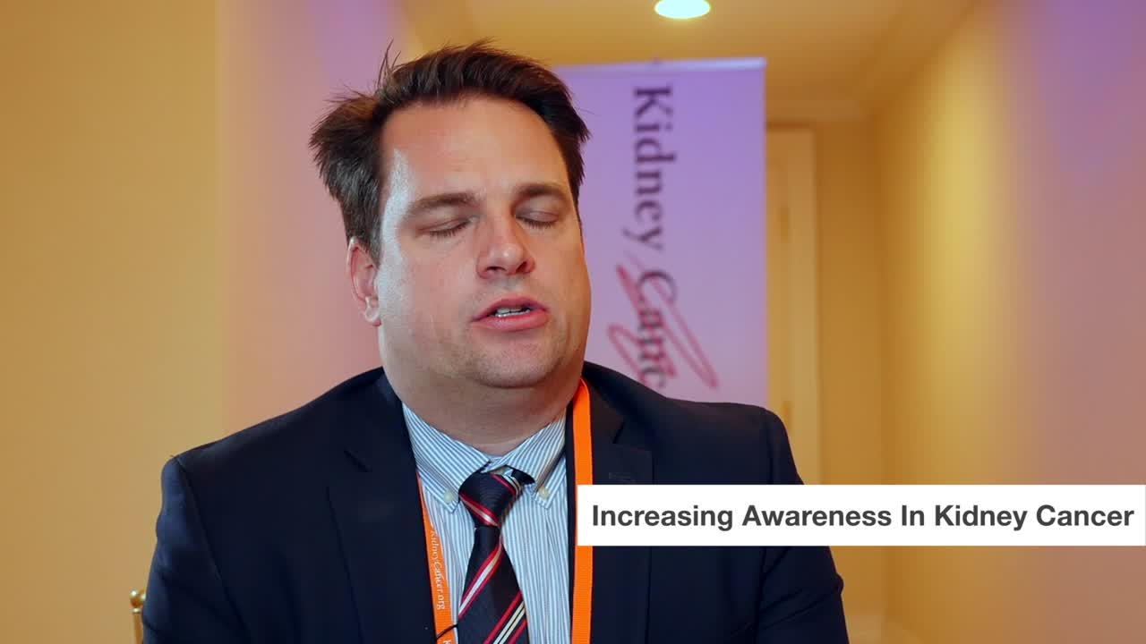 Increasing Awareness In Kidney Cancer