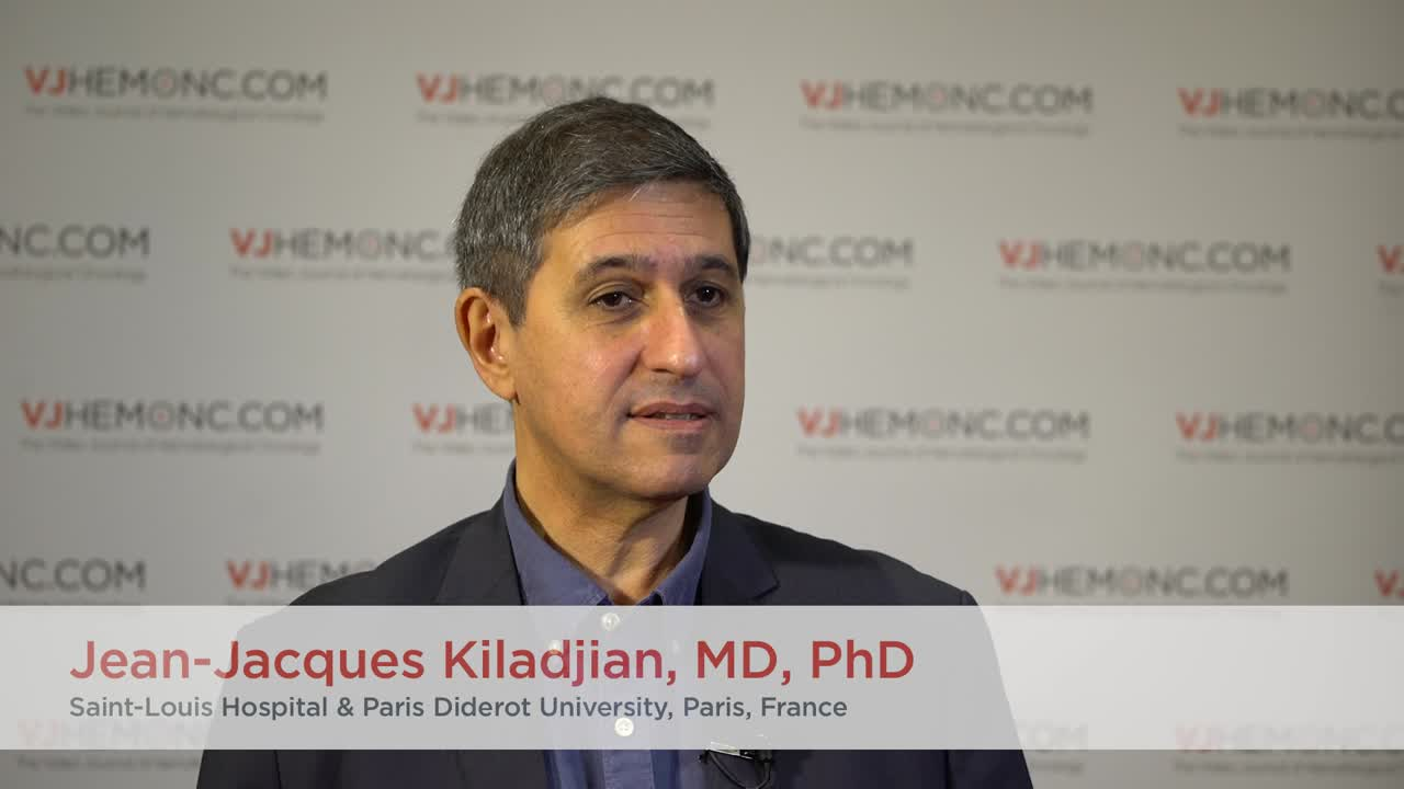 A RESPONSE to ruxolitinib: update on 4-year trial follow-up
