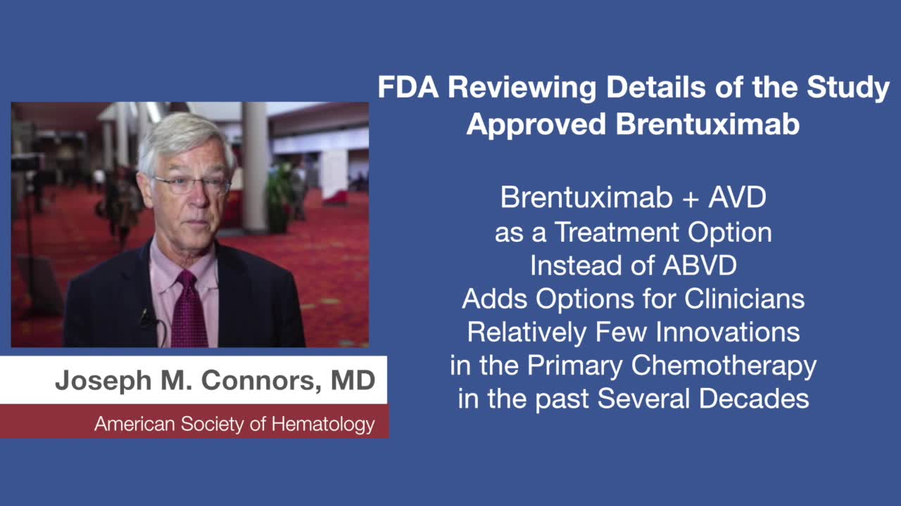 FDA Reviewing Details of the Study | Approved Brentuximab