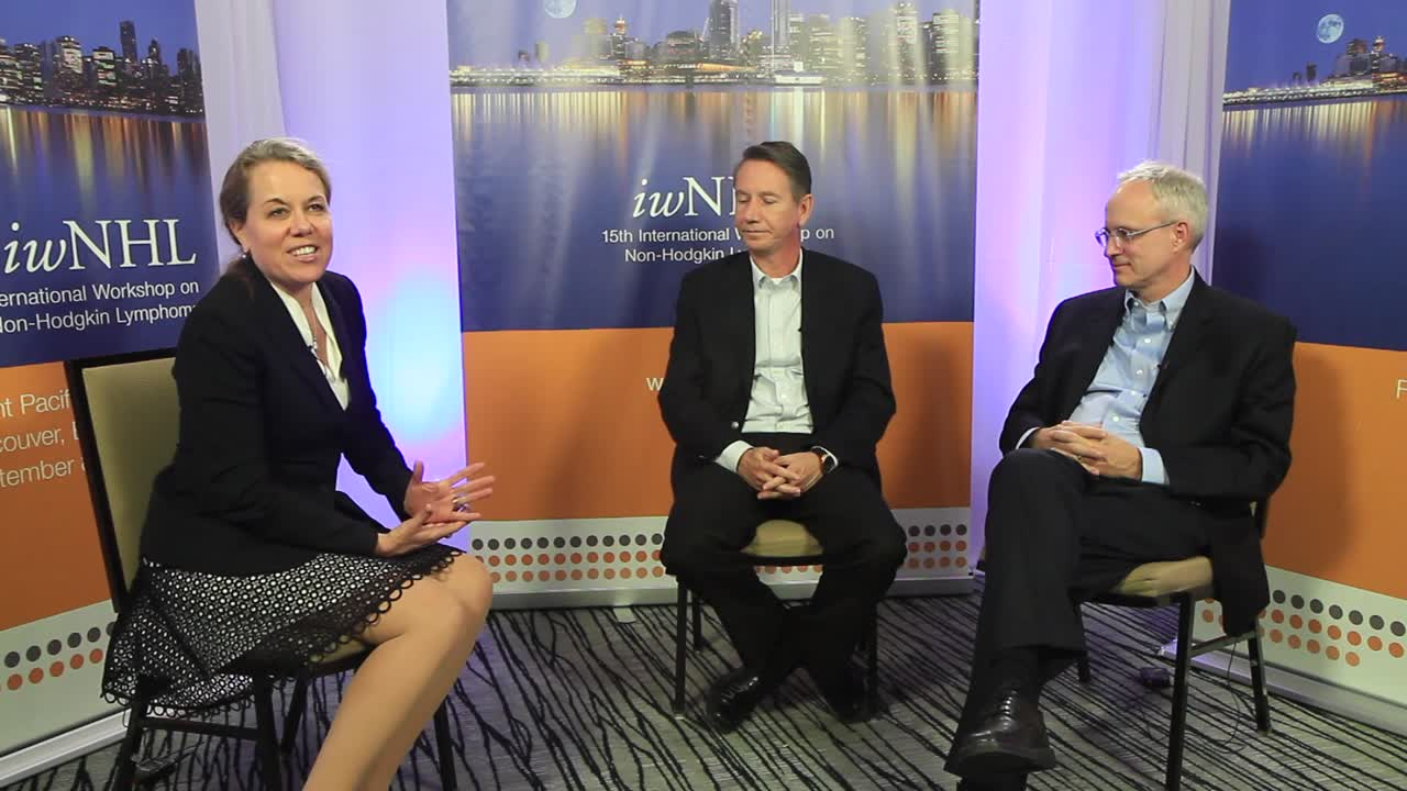 How are immunotherapies re-shaping the treatment of lymphoma