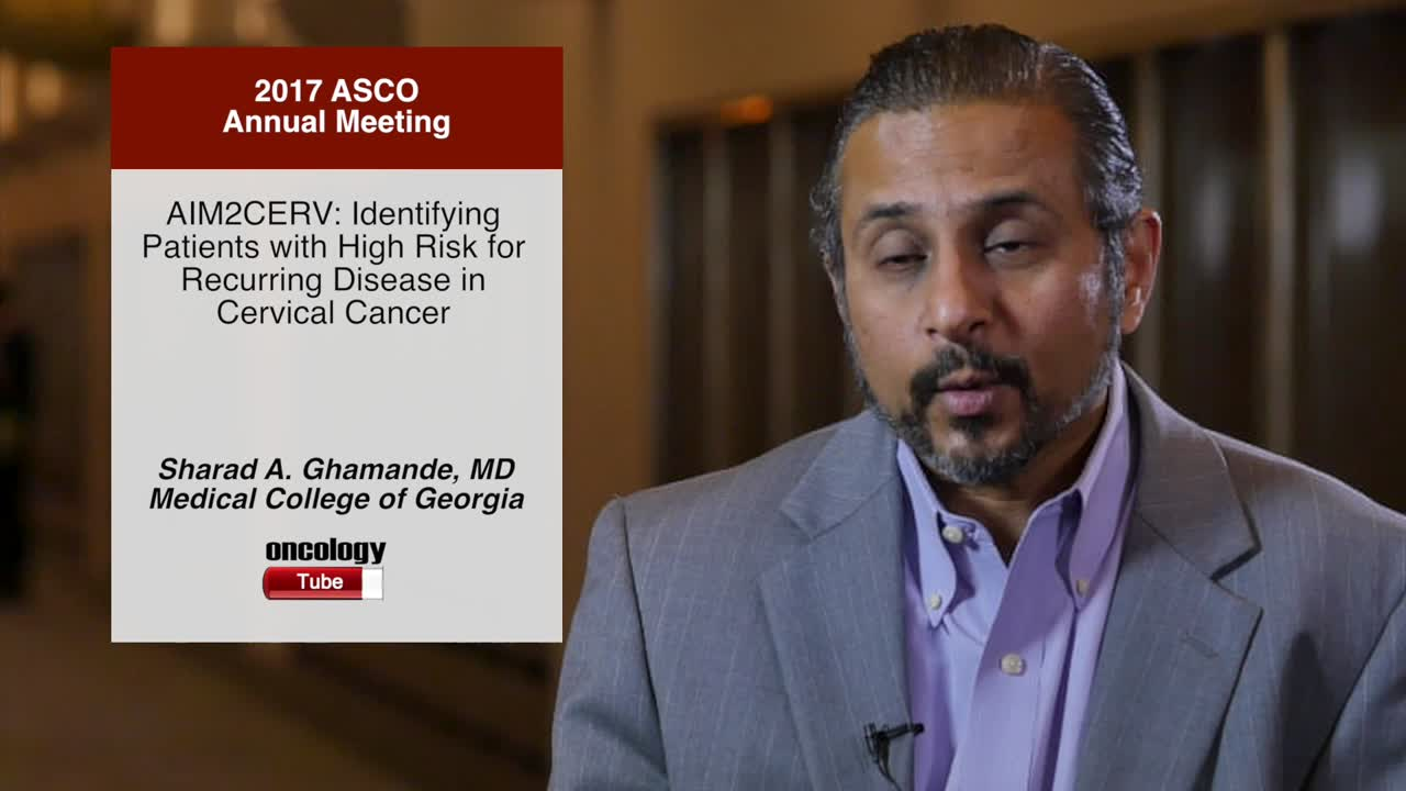 AIM2CERV: Identifying Patients with High Risk for Recurring Disease in Cervical Cancer