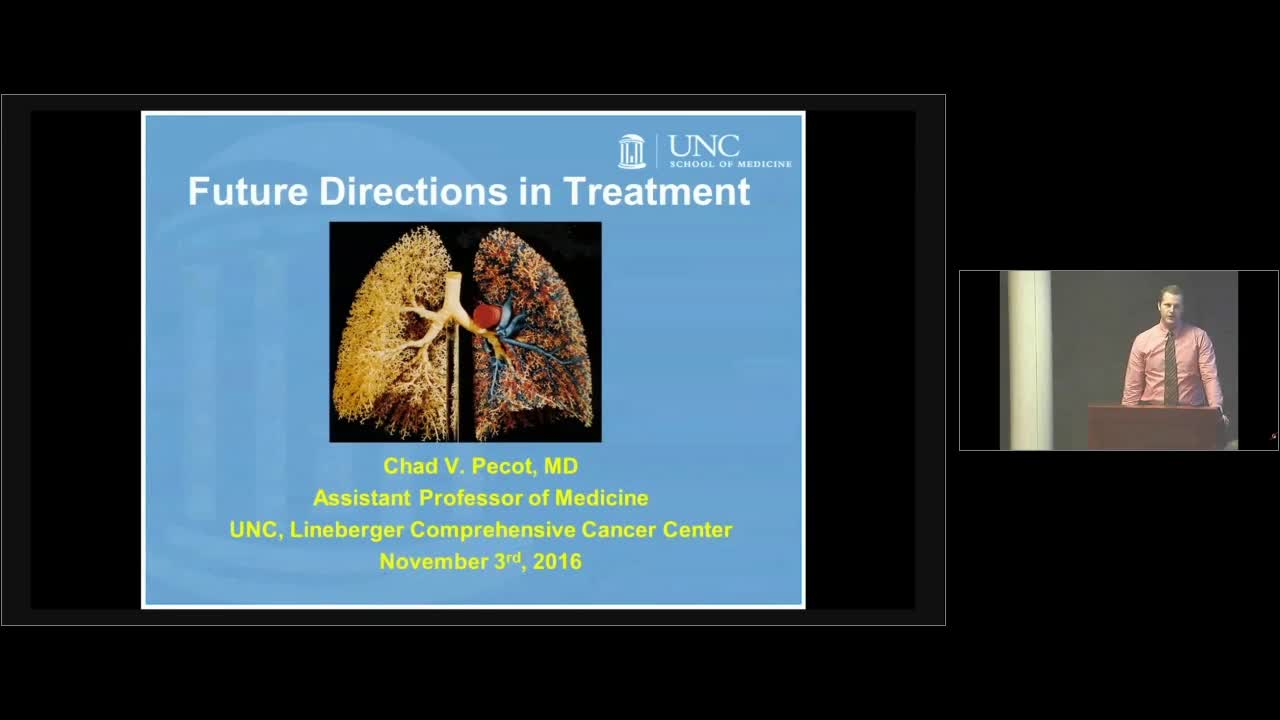 Squamous Lung Cancer - Future Directions in Treatment [720p]