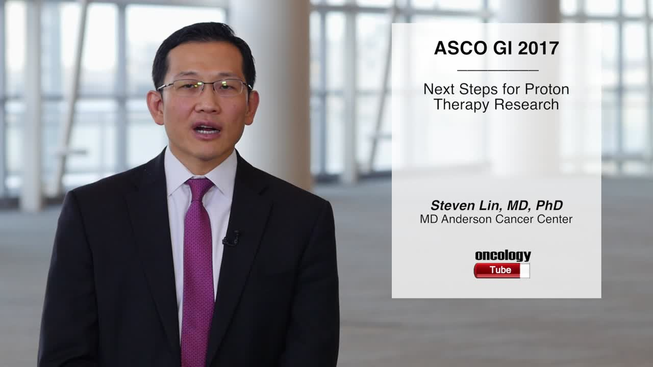 Next Steps for Proton Therapy Research