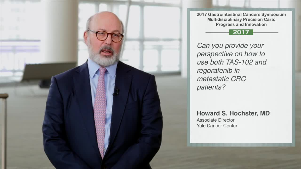 Using Both TAS-102 and Regorafenib in Metastatic CRC Patients