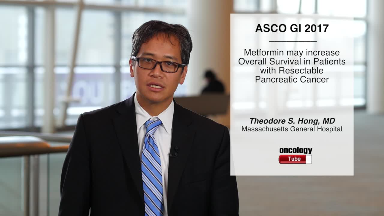 Metformin may increase Overall Survival in Patients with Resectable Pancreatic Cancer