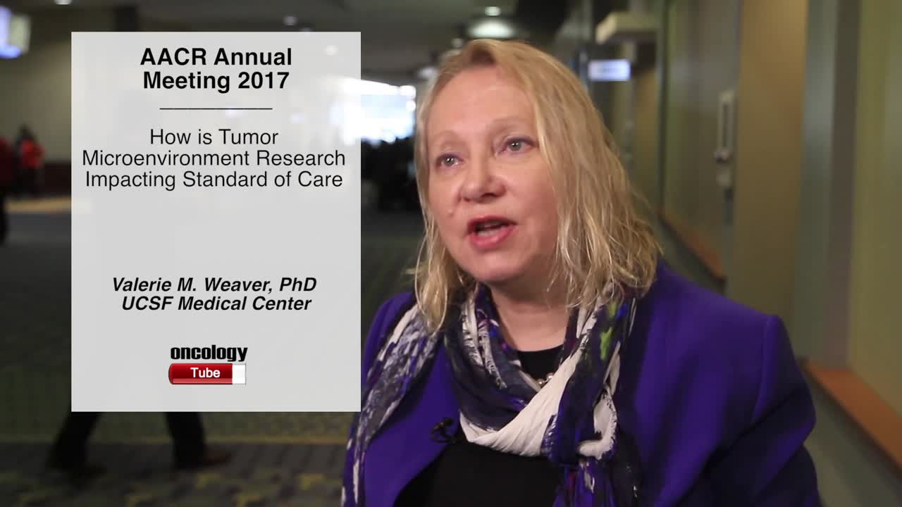 How is Tumor Microenvironment Research Impacting Standard of Care