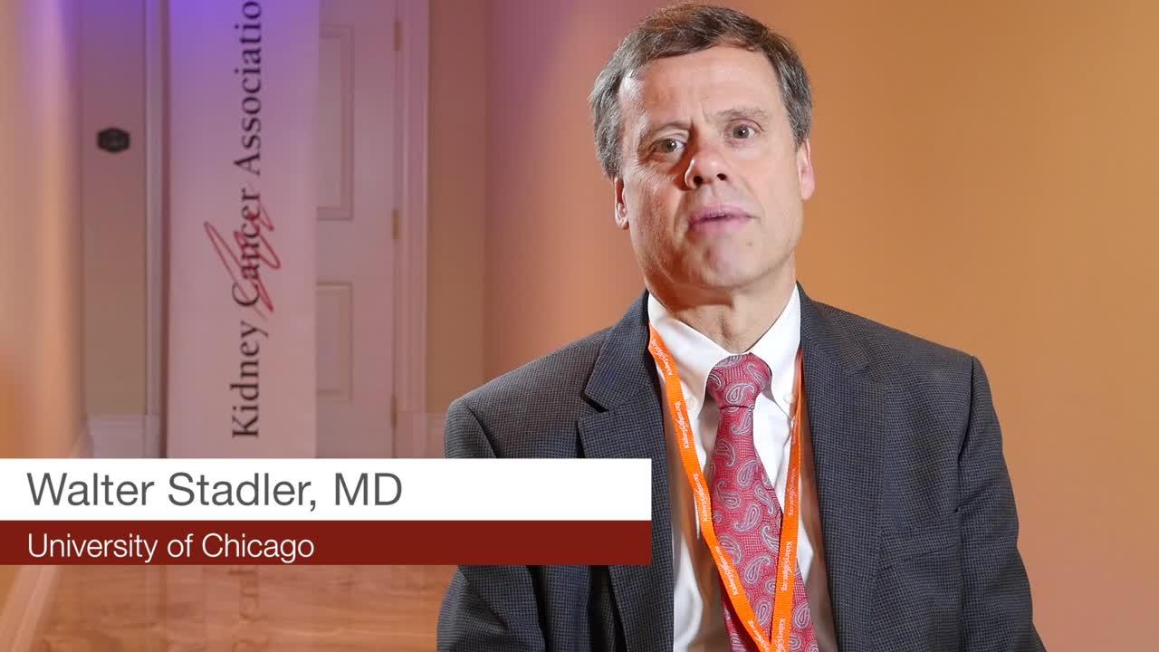 Biomarker Data From Phase II Randomized Trial  Study of Atezolizumab With or Without Bevacizumab v Sunitinib