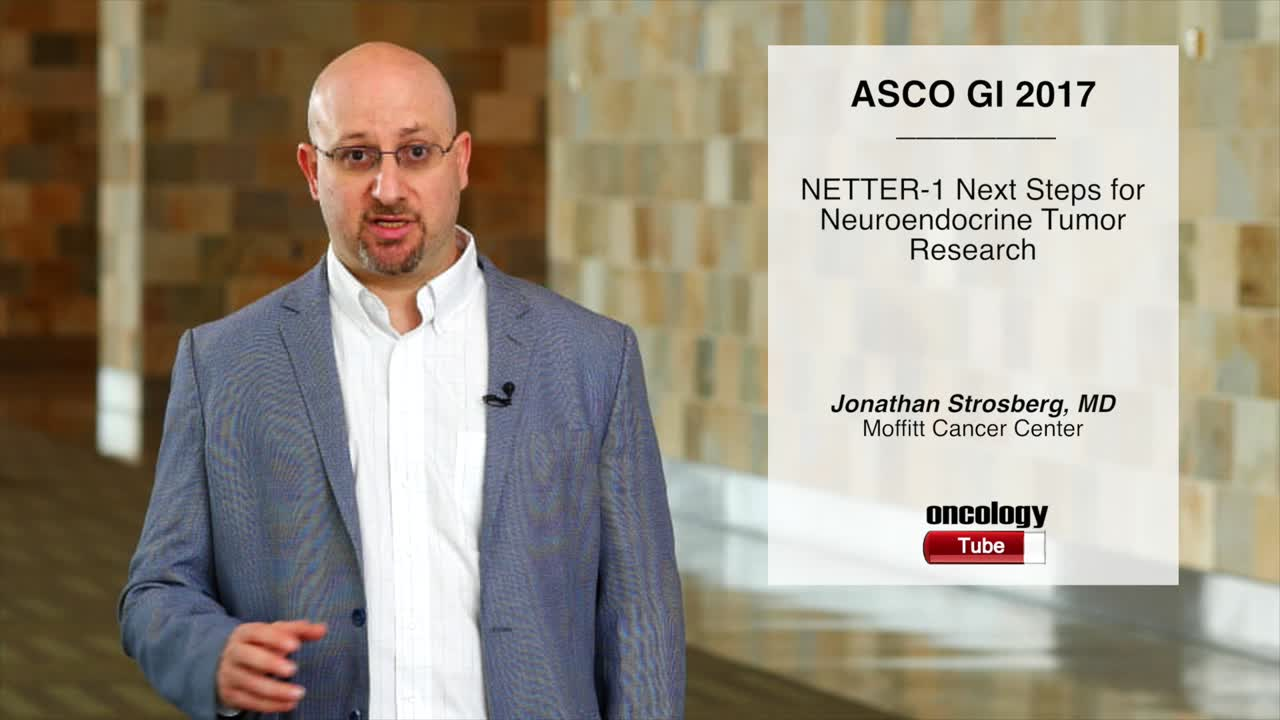 After NETTER-1 Next Steps for Neuroendocrine Tumor Research