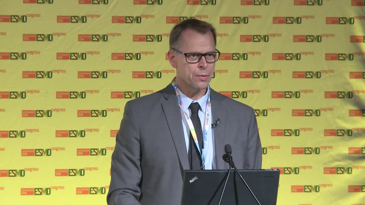 ESMO 2016: Press brief on the Danish model for cancer