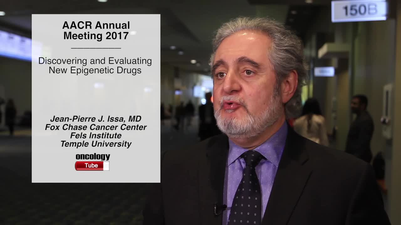 Discovering and Evaluating New Epigenetic Drugs
