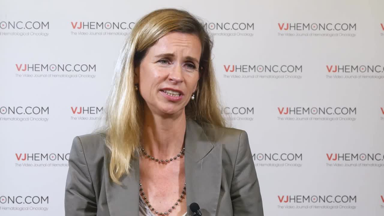 Immunotherapy clinical trial participation in R/R AML