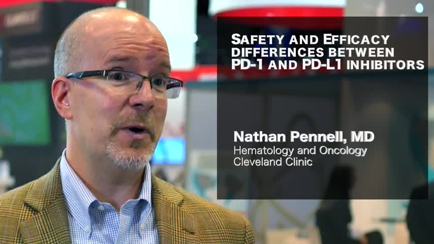 Safety and Efficacy differences between PD-1 and PD-L1 inhibitors