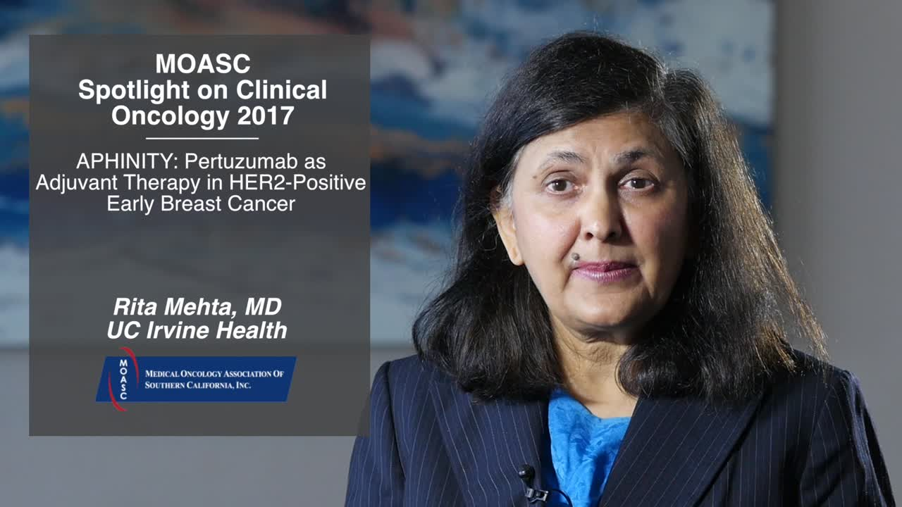 APHINITY: Pertuzumab as Adjuvant Therapy in HER2-Positive Early Breast Cancer