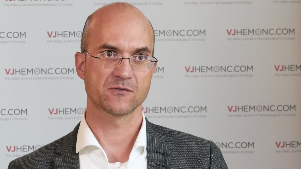 Reassuring patients with AML