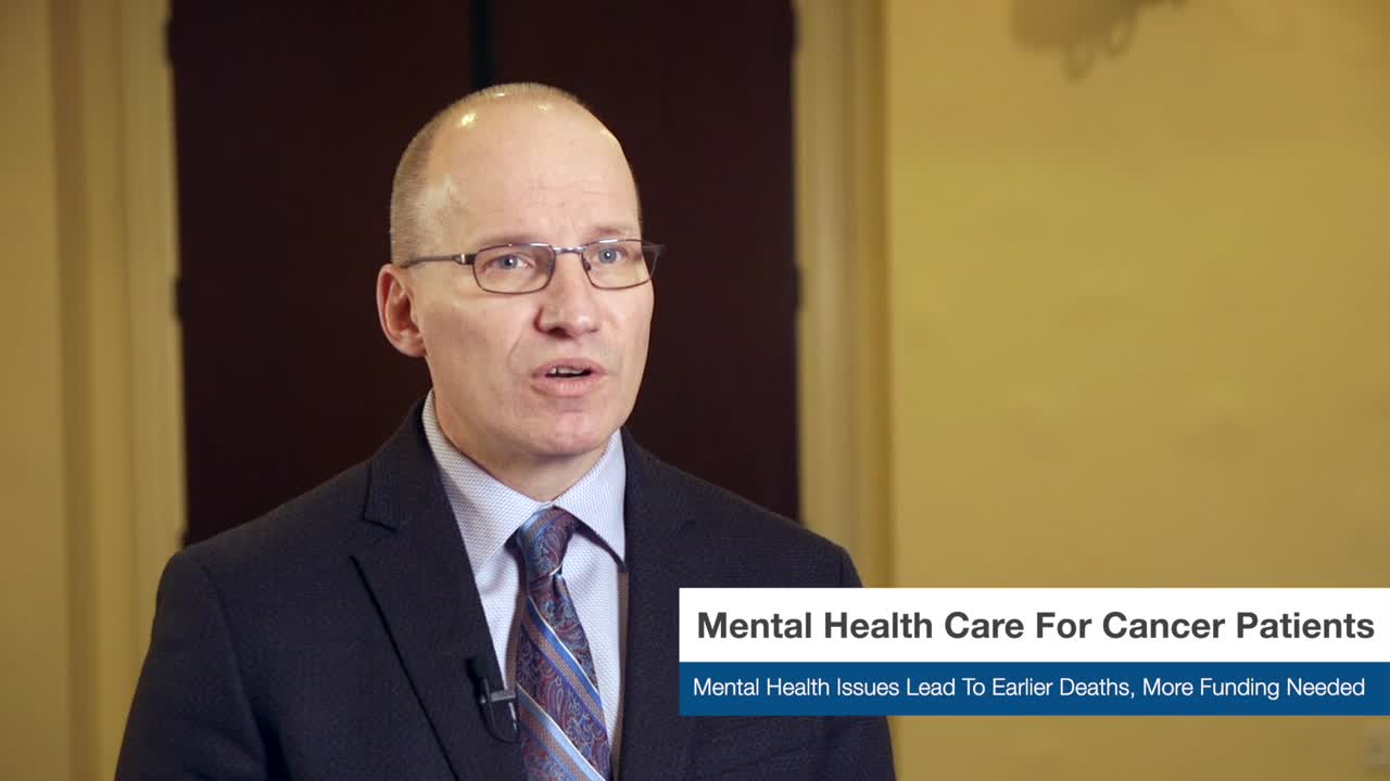 Mental Health Care For Cancer Patients