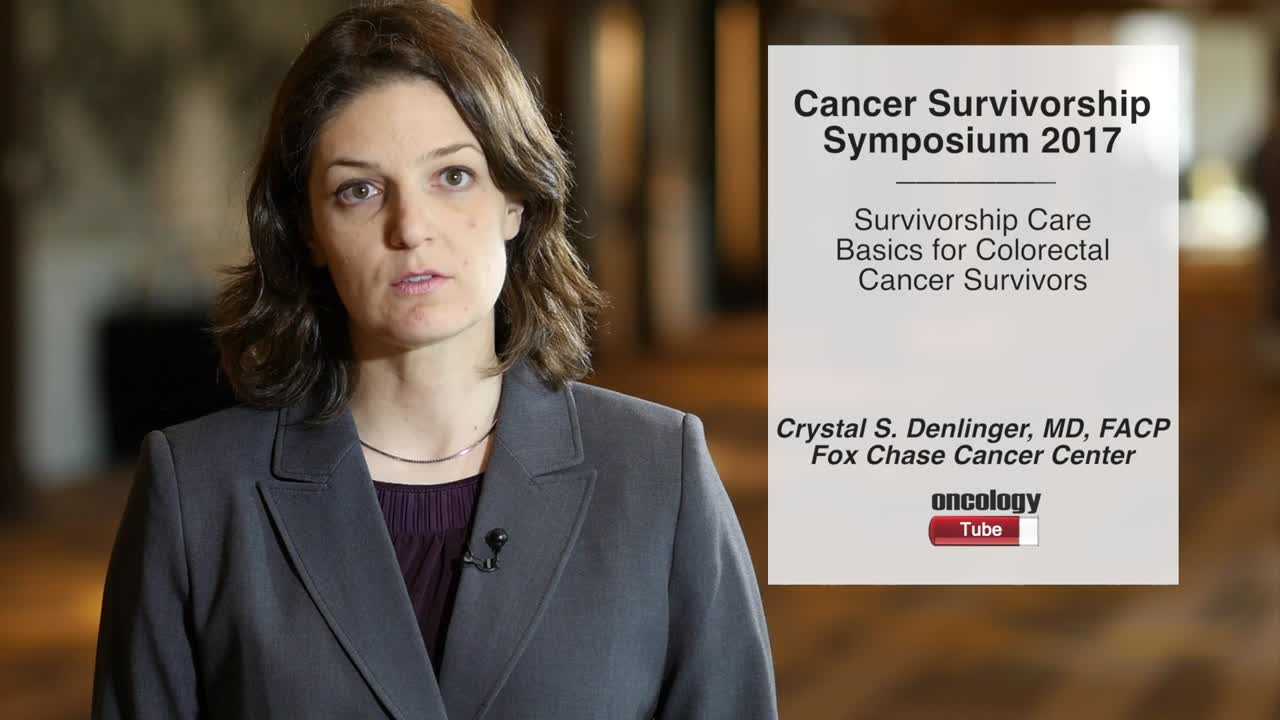 Survivorship Care Basics for Colorectal Cancer Survivors