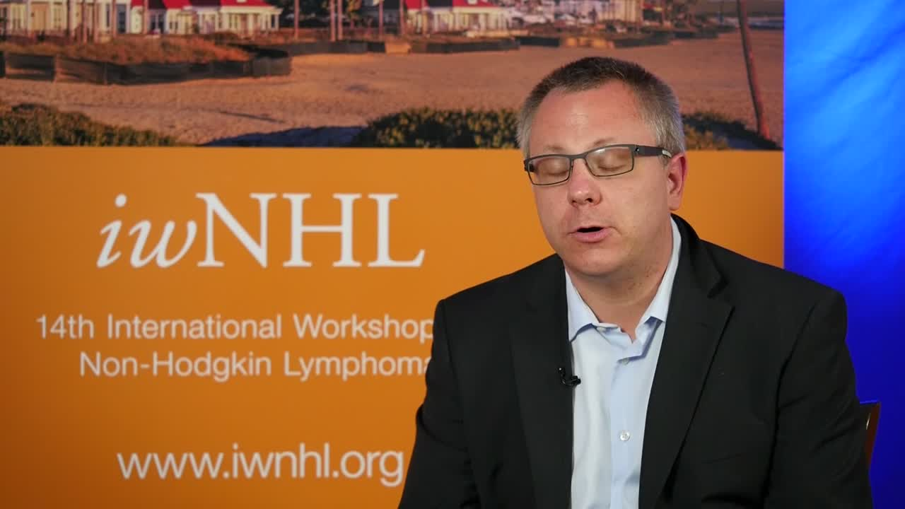 Targeted molecular signatures of DLBCL and upcoming CheckMate 647 trial for PCNSL and PTL