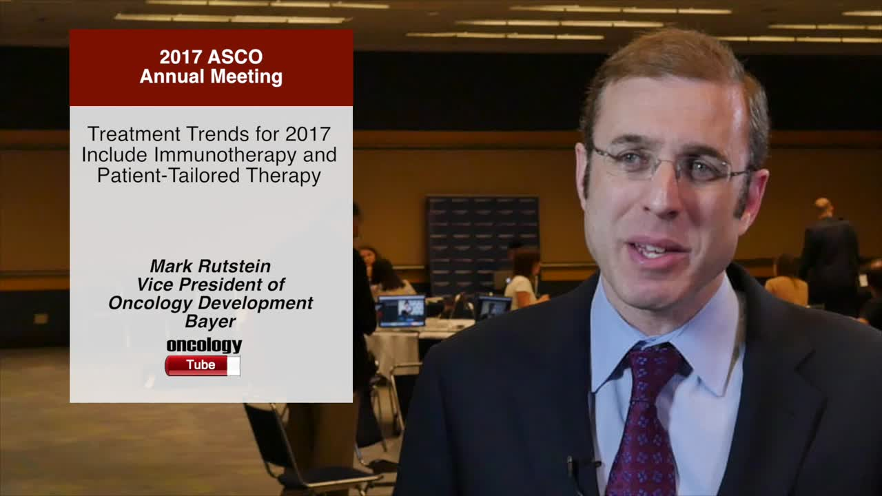 Treatment Trends for 2017 Include Immunotherapy and Patient-Tailored Therapy
