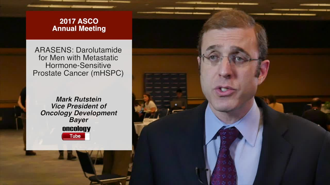 ARASENS: Darolutamide for Men with Metastatic Hormone-Sensitive Prostate Cancer (mHSPC)