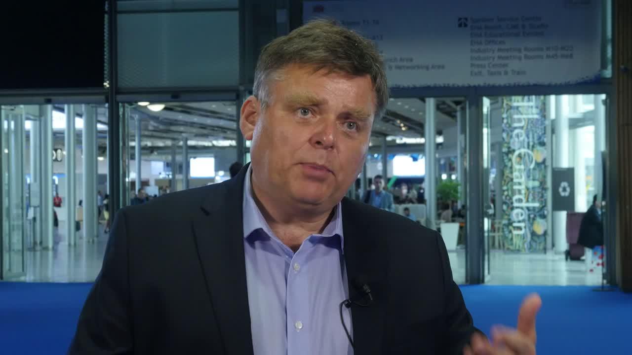 Improving outcomes for R/R DLBCL with polatuzumab vedotin