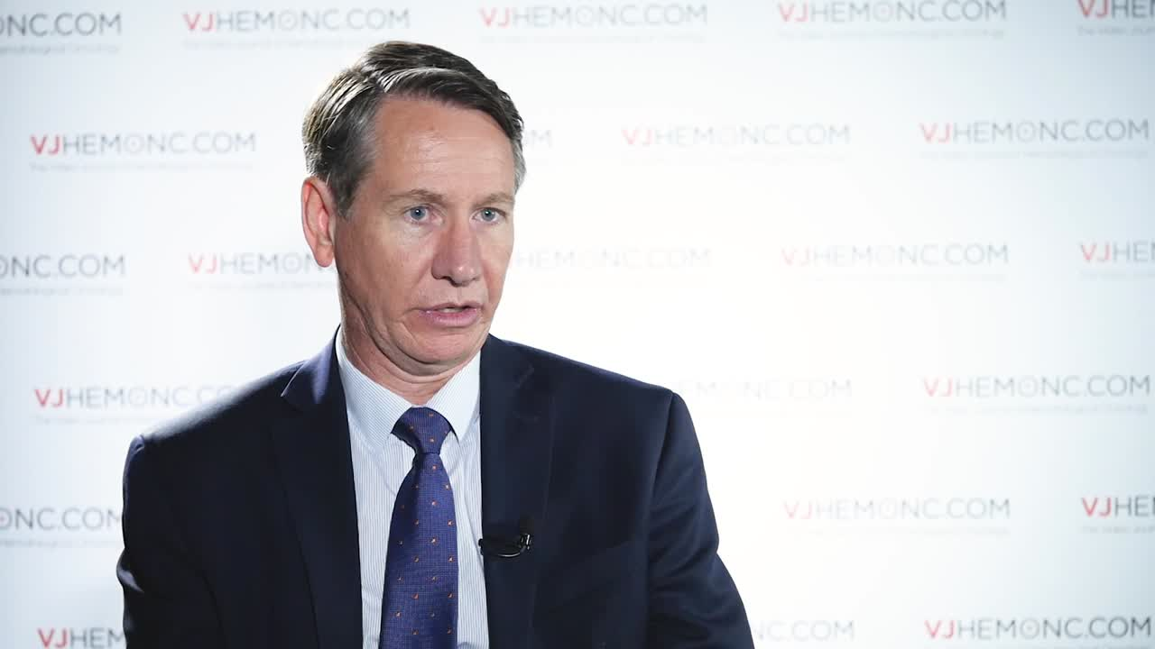 MRD in lymphoma