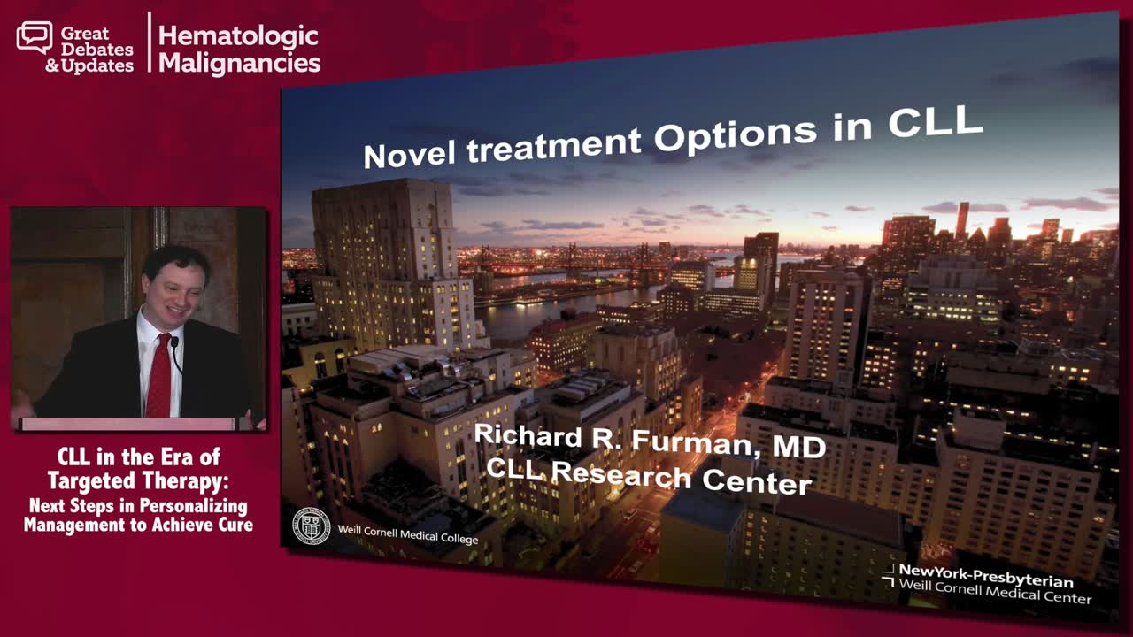 Novel Treatment Options in CLL