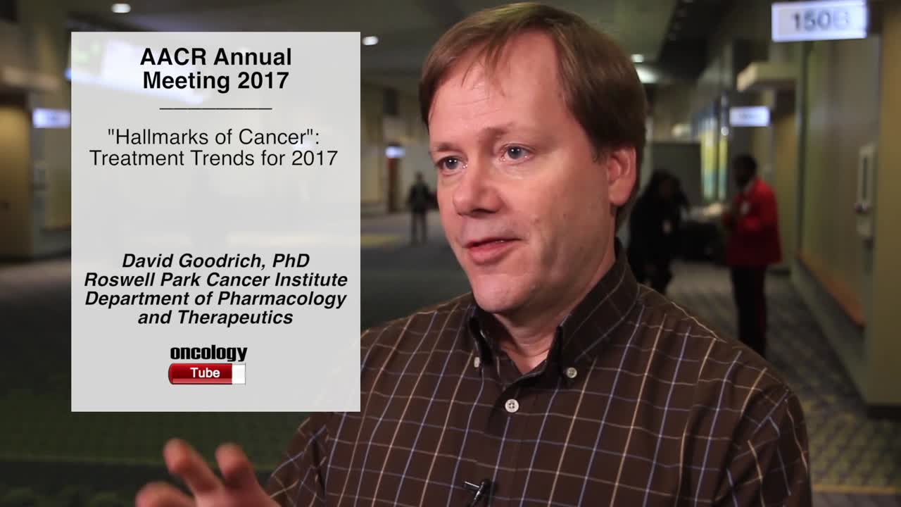 """""""Hallmarks of Cancer"""": Treatment Trends for 2017"""