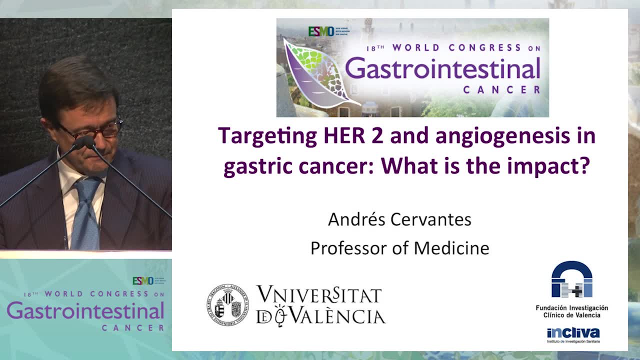 Targeting HER 2 and angiogenesis in gastric cancer: What is the impact?