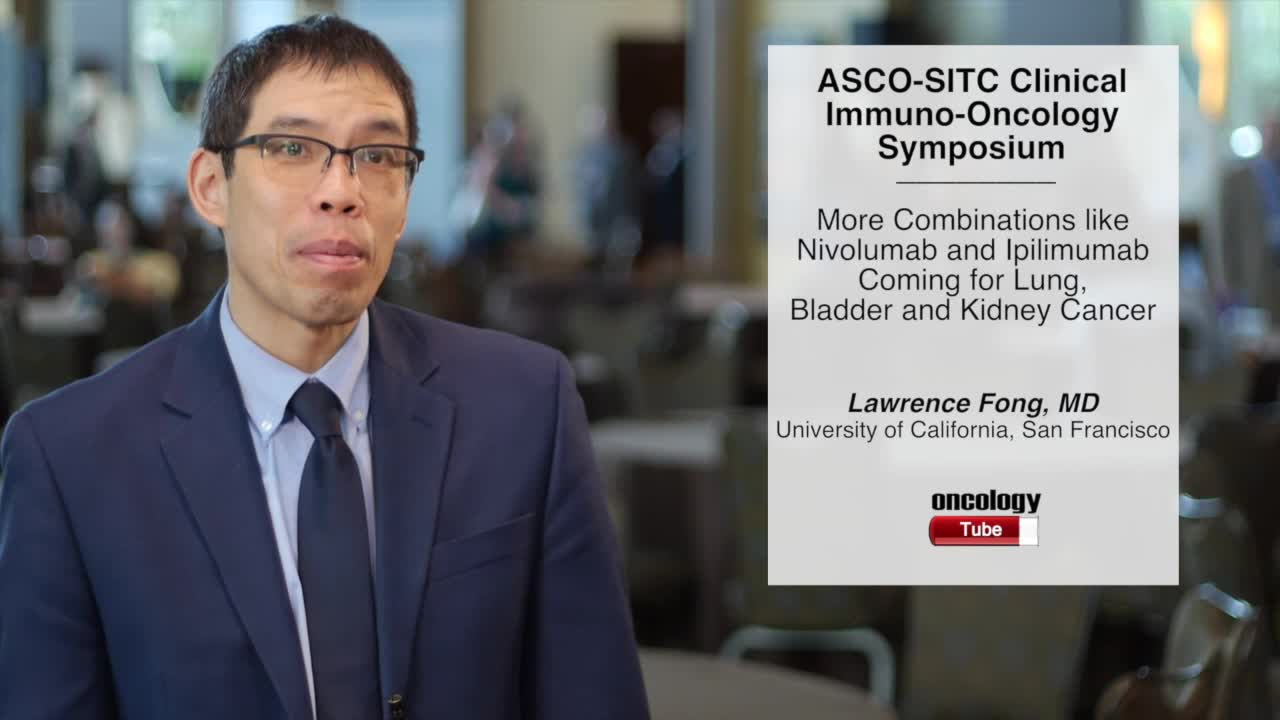 More Combinations like Nivolumab and Ipilimumab Coming for Lung, Bladder, and Kidney Cancer
