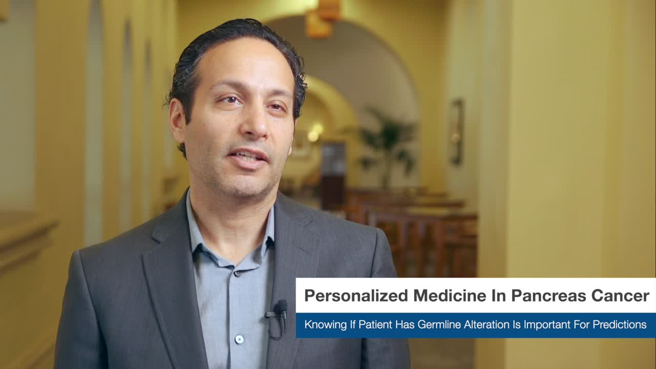Personalized Medicine In Pancreas Cancer
