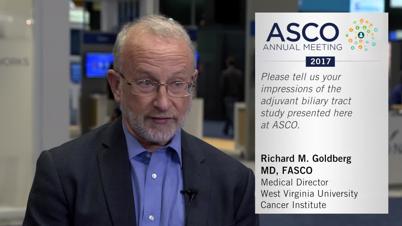 ASCO 2017: Promising Data on Biliary Tract Cancer