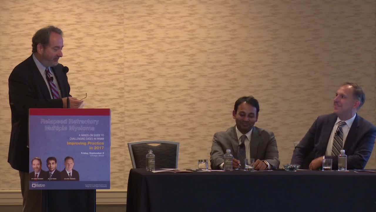 Improving Practice and Future Perspectives: Panel Discussion