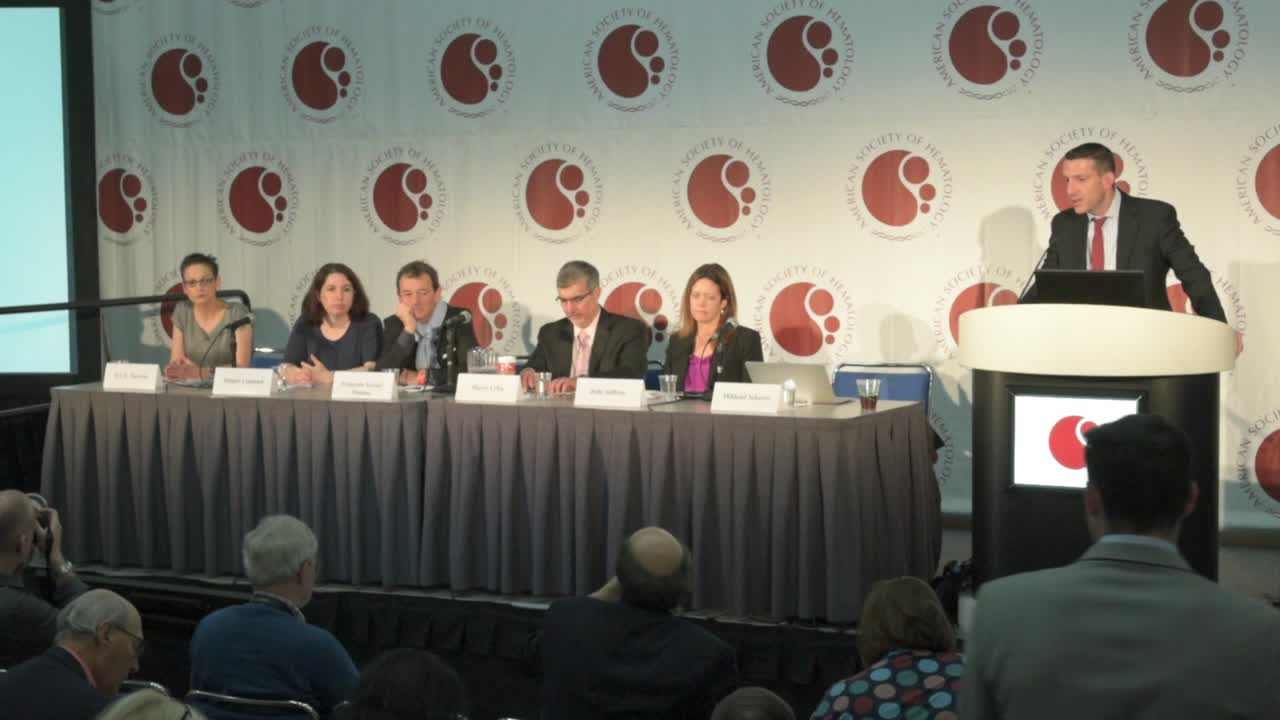 Press Briefing Q&A: Improved Outcomes in Leukemia