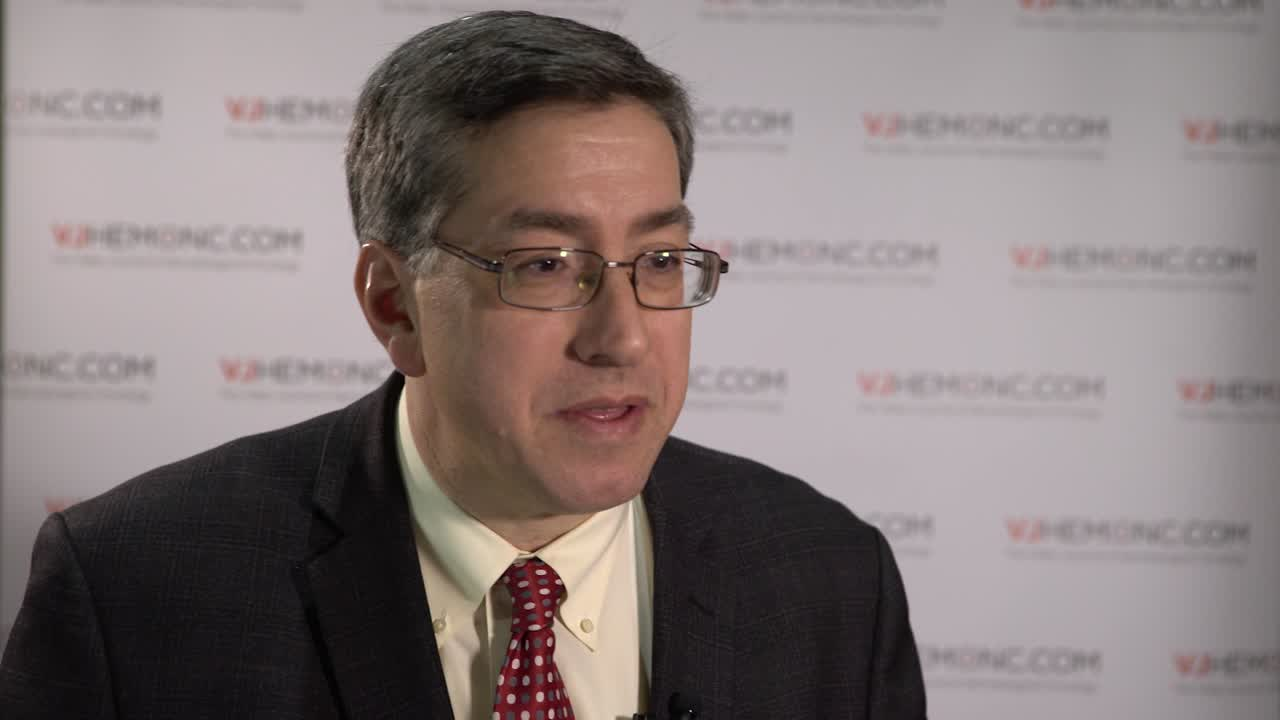 Rationale and results behind the use of breakthrough therapy-designated E-selectin antagonist for AML