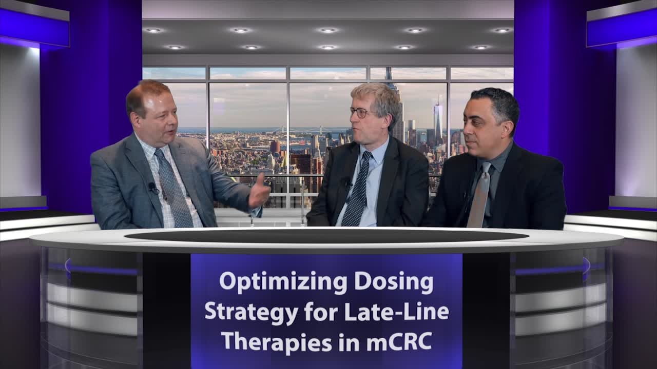 Dose Optimization for Improved Outcomes in Refractory mCRC