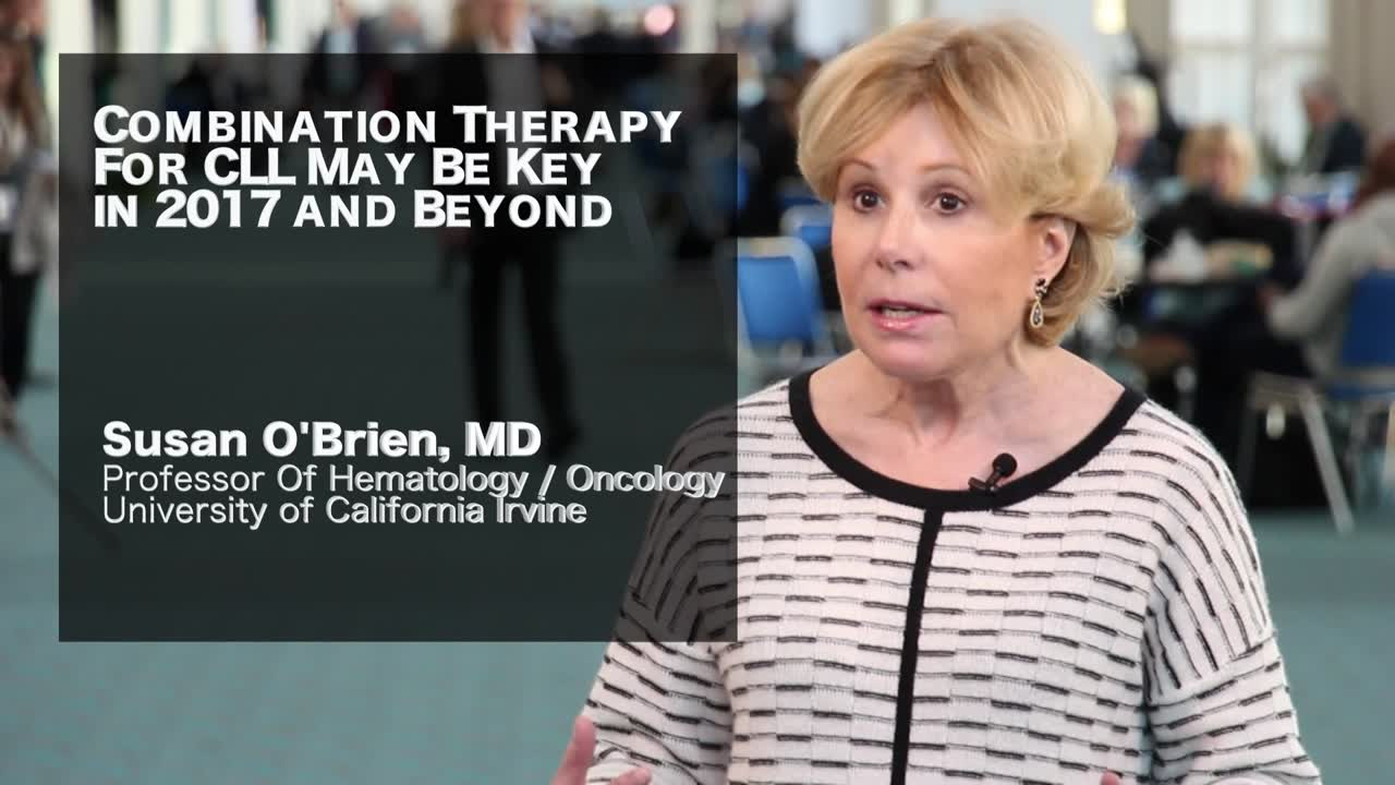Updates in Combination Therapy in CLL