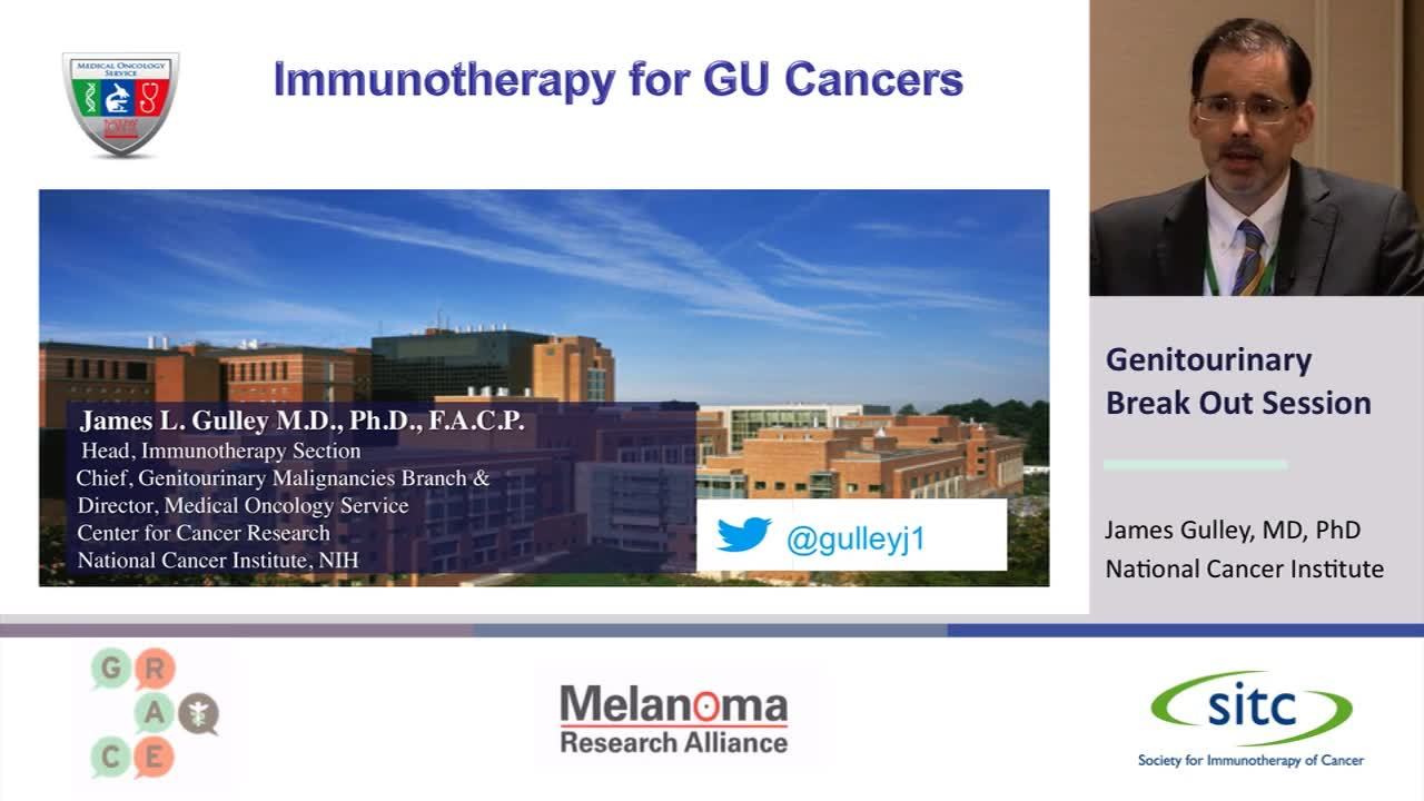Immunotherapy for Genitourinary Cancers