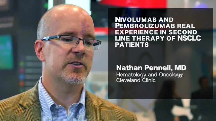 Nivolumab and Pembrolizumab experience in the second line therapy of your NSCLC patients