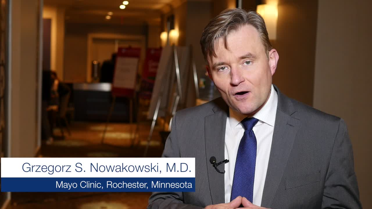 25% of Patients Relapse Early in Follicular Lymphoma New targeted agents changes approach to patients